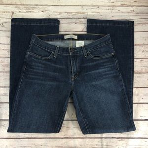 GAP Long and Lean Flare Jeans - Size 6